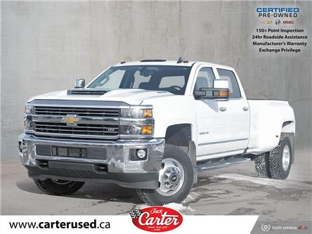 2019 Chevrolet Silverado 3500HD LTZ (Stk: 35957L) in Calgary - Image 1 of 29
