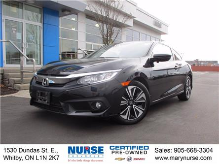 2017 Honda Civic EX-T (Stk: 21P016A) in Whitby - Image 1 of 27