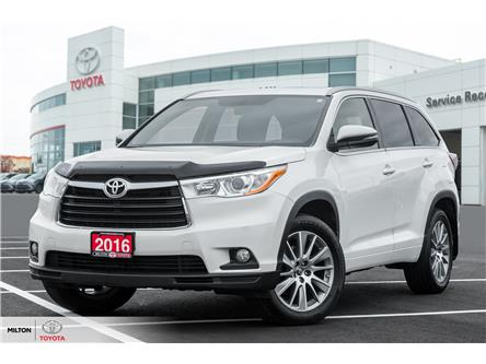 2016 Toyota Highlander XLE (Stk: 273526) in Milton - Image 1 of 23