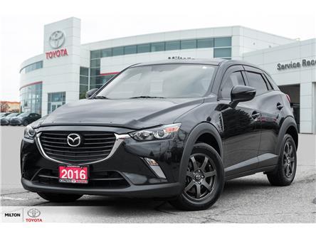 2016 Mazda CX-3 GS (Stk: 105347) in Milton - Image 1 of 21