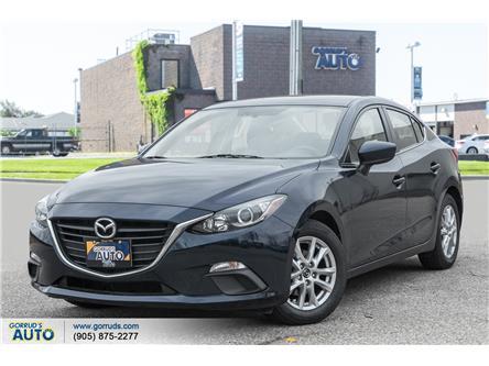 2016 Mazda Mazda3 GS (Stk: 287620A) in Milton - Image 1 of 19