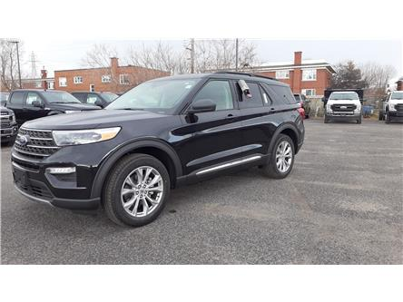 2021 Ford Explorer XLT (Stk: 2100200) in Ottawa - Image 1 of 15