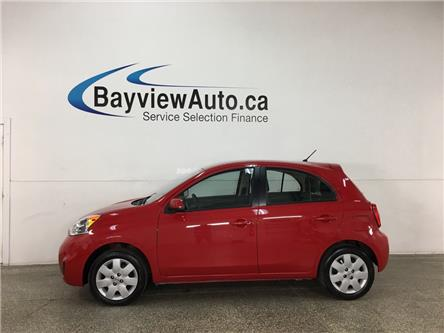 2019 Nissan Micra S (Stk: 37413W) in Belleville - Image 1 of 26