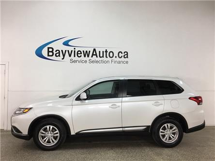2020 Mitsubishi Outlander ES (Stk: 37247W) in Belleville - Image 1 of 28