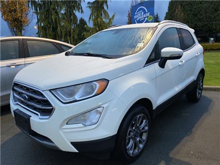 2020 Ford EcoSport Titanium (Stk: 206873) in Vancouver - Image 1 of 7