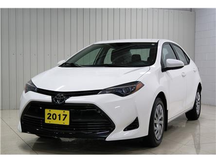 2017 Toyota Corolla LE (Stk: P6121) in Sault Ste. Marie - Image 1 of 13