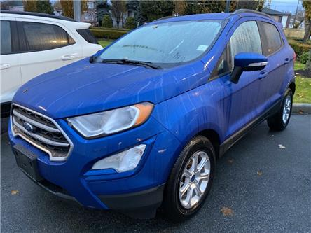 2020 Ford EcoSport SE (Stk: 206496) in Vancouver - Image 1 of 9
