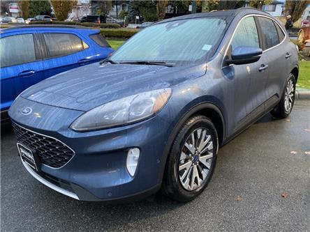 2020 Ford Escape Titanium Hybrid (Stk: 206410) in Vancouver - Image 1 of 10