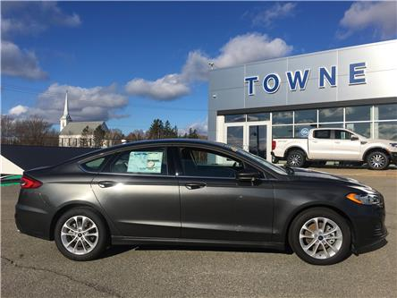 2020 Ford Fusion SE (Stk: 0801) in Miramichi - Image 1 of 8