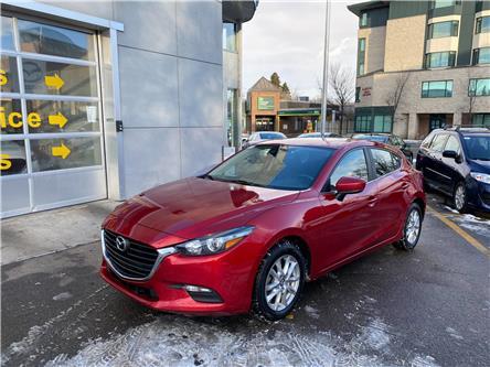 2018 Mazda Mazda3 Sport GS (Stk: N3219) in Calgary - Image 1 of 14