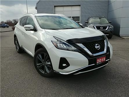 2019 Nissan Murano Platinum (Stk: CMW300570A) in Cobourg - Image 1 of 17