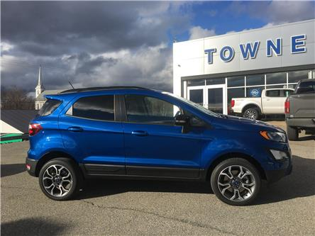 2020 Ford EcoSport SES (Stk: 01512) in Miramichi - Image 1 of 9