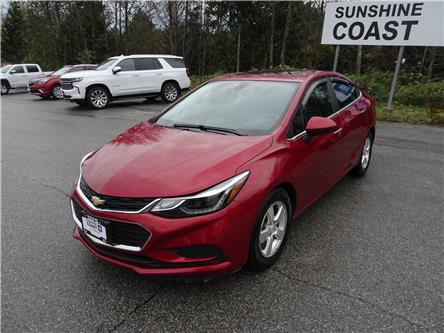 2017 Chevrolet Cruze LT Auto (Stk: TK252314A) in Sechelt - Image 1 of 14