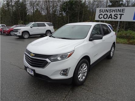 2021 Chevrolet Equinox LS (Stk: TM106409) in Sechelt - Image 1 of 17