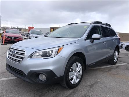 2016 Subaru Outback 2.5i (Stk: P825) in Newmarket - Image 1 of 9