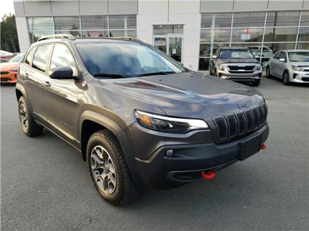 2020 Jeep Cherokee Trailhawk (Stk: U1108) in Hebbville - Image 1 of 26