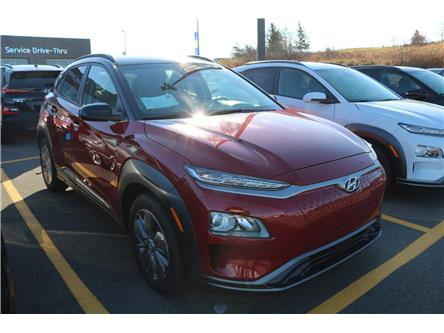 2021 Hyundai Kona EV Preferred w/Two Tone (Stk: 19181) in Saint John - Image 1 of 4