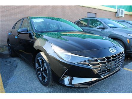 2021 Hyundai Elantra  (Stk: 12185) in Saint John - Image 1 of 3