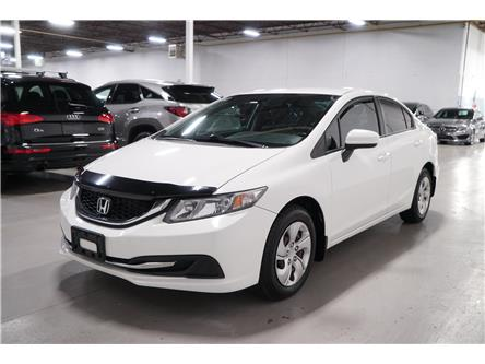 2015 Honda Civic LX (Stk: 019996) in Vaughan - Image 1 of 23
