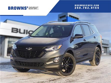 2021 Chevrolet Equinox LT (Stk: T21-1617) in Dawson Creek - Image 1 of 15