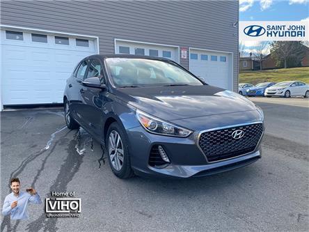 2018 Hyundai Elantra GT GL (Stk: U3008) in Saint John - Image 1 of 22