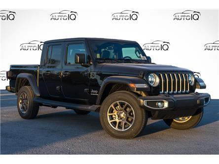 2021 Jeep Gladiator Overland (Stk: 34521) in Barrie - Image 1 of 27