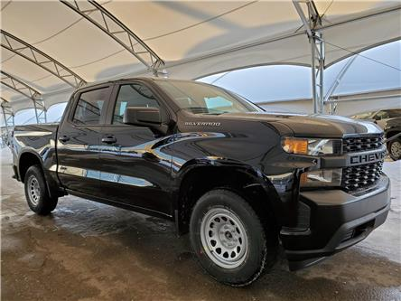 2021 Chevrolet Silverado 1500 Work Truck (Stk: 187508) in AIRDRIE - Image 1 of 24
