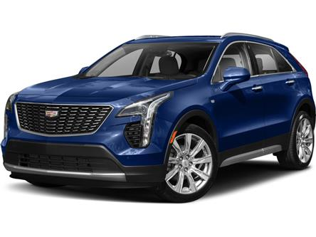 2021 Cadillac XT4 Luxury (Stk: F-ZDTFJJ) in Oshawa - Image 1 of 5