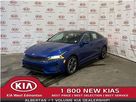 2021 Kia K5 EX (Stk: 22667) in Edmonton - Image 1 of 29