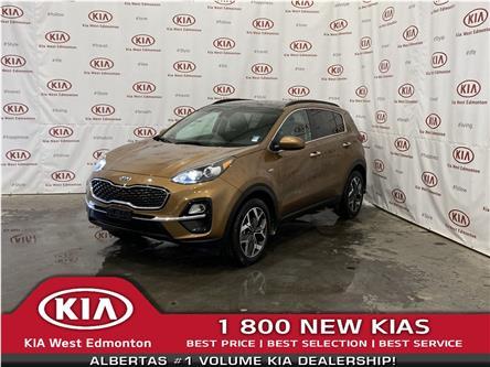 2020 Kia Sportage EX (Stk: 7662) in Edmonton - Image 1 of 25