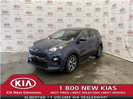 2021 Kia Sportage LX (Stk: 22560) in Edmonton - Image 1 of 20
