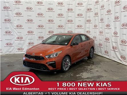 2021 Kia Forte GT (Stk: 22634) in Edmonton - Image 1 of 23