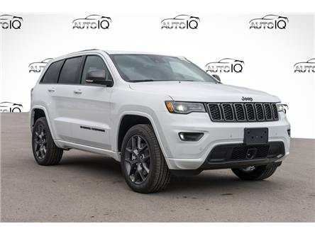 2021 Jeep Grand Cherokee Limited (Stk: 44302) in Innisfil - Image 1 of 30