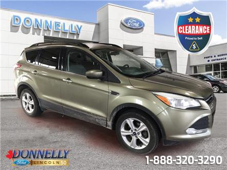 2013 Ford Escape SE (Stk: CLDT1249A) in Ottawa - Image 1 of 14