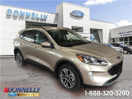2020 Ford Escape SEL (Stk: DT1444) in Ottawa - Image 1 of 16