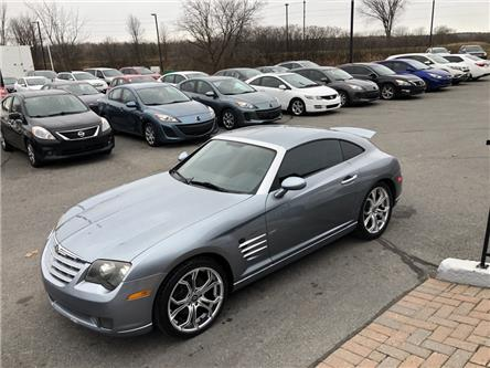 2004 Chrysler Crossfire Base (Stk: ) in Ottawa - Image 1 of 13