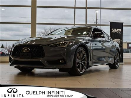 2021 Infiniti Q60  (Stk: I7228) in Guelph - Image 1 of 20