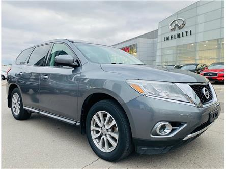 2015 Nissan Pathfinder S (Stk: H8929B) in Thornhill - Image 1 of 18