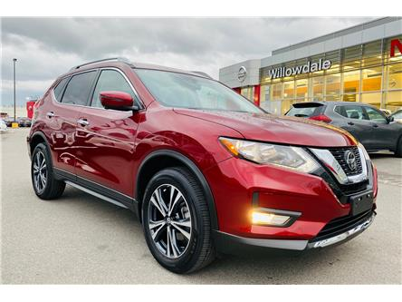 2020 Nissan Rogue SV (Stk: C35688) in Thornhill - Image 1 of 21