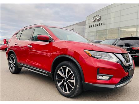 2017 Nissan Rogue SL Platinum (Stk: H9388A) in Thornhill - Image 1 of 21