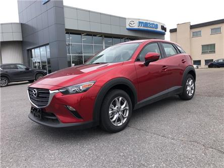 2020 Mazda CX-3 GS (Stk: 20T111) in Kingston - Image 1 of 15