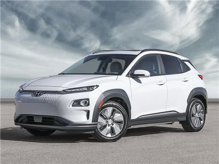 2021 Hyundai Kona EV  (Stk: 22415) in Aurora - Image 1 of 23