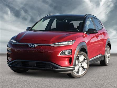2021 Hyundai Kona EV  (Stk: 22416) in Aurora - Image 1 of 23