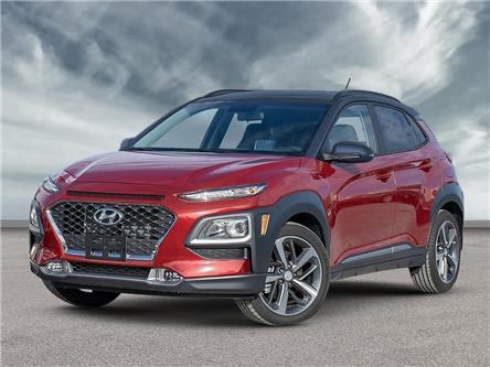 2021 Hyundai Kona  (Stk: 22414) in Aurora - Image 1 of 23