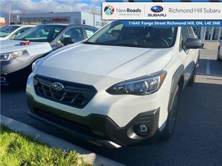 2021 Subaru Crosstrek Outdoor w/Eyesight (Stk: 35517) in RICHMOND HILL - Image 1 of 7