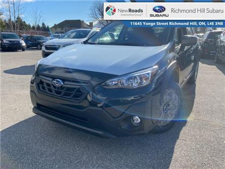 2021 Subaru Crosstrek Outdoor w/Eyesight (Stk: 35537) in RICHMOND HILL - Image 1 of 22