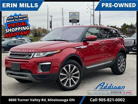 2017 Land Rover Range Rover Evoque HSE (Stk: UM14826) in Mississauga - Image 1 of 25