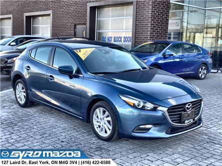 2017 Mazda Mazda3 Sport GS (Stk: 30245A) in East York - Image 1 of 28