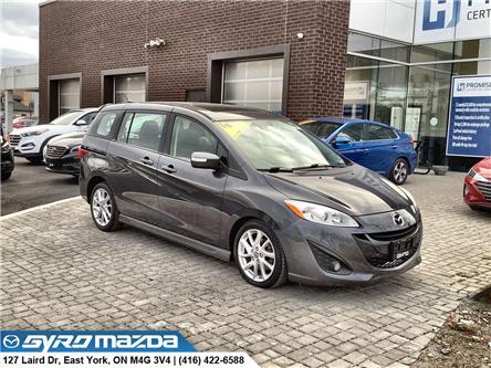 2014 Mazda Mazda5 GT (Stk: 29812A) in East York - Image 1 of 29