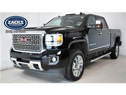 2019 GMC Sierra 2500HD Denali (Stk: 21665) in Truro - Image 1 of 30